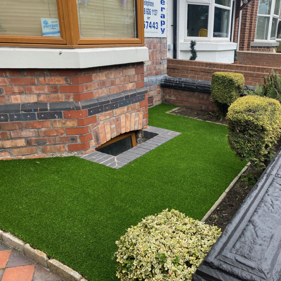 oasis 25 lawn